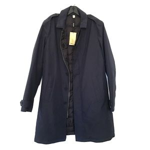 Authentic Burberry Men's Coat long jacket